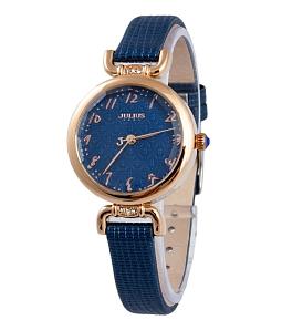 Đồng hồ nữ JULIUS Hàn Quốc JU1161 (Xanh)