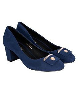 Giày cao gót 5 phân 754 Sarisiu - Xanh