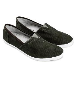 Giày lười nam thun V AQUA L002K