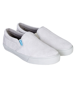 Giày Lười Slip on Nam QuickFree Lightly M160401 - Xám
