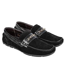 Giày mọi GIA VI thanh lịch HP14 - Đen