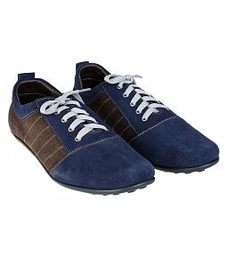 Giày nam cột dây Gia Vi S108
