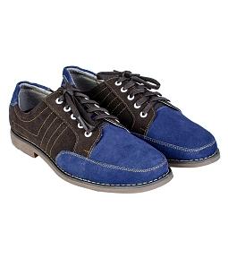 Giày nam Gia Vi đế cao DA119X