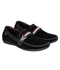 Giày nam GIAVI thời trang năng động HP72 - Đen