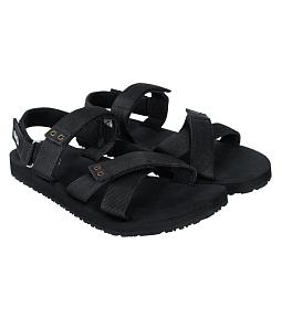 Giày Sandal nam DVS MF080 - Đen