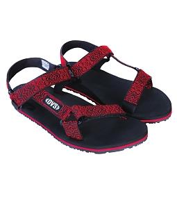 Giày Sandal nam DVS MF124 - Đỏ