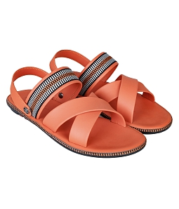 Giày Sandal nam Orange VIP5714 - Cam