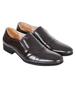 Giày tây đẳng cấp TOMANI TM166 - Nâu