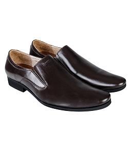 Giày tây nam TOMANI Brown TM 222N - Nâu