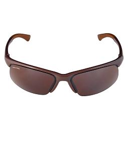 Kính bảo vệ mắt ngày đêm Double Shield D401-unisex - Nâu