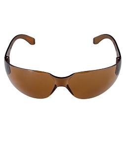Kính nam Double Shield 90960 bảo vệ mắt - Nâu