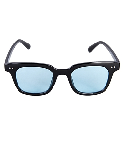 Mắt kính nam nữ thời trang - Đen
