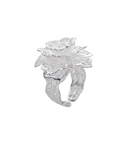 Nhẫn bạc nữ 925 Rosa Buff Beauty