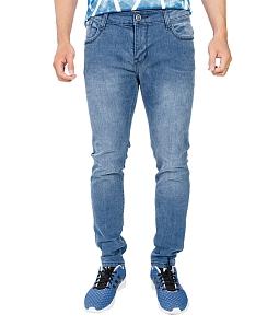 Quần jean dài nam IMAGINE U thời trang - Xanh