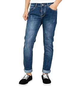 Quần jean nam skinny phong cách
