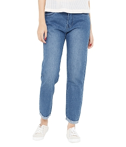 Quần jean nữ big size AAA JEANS XB30 - Xanh