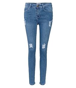 Quần Jean nữ IMGINE U fashion 014-1,2,3 - Xanh dương