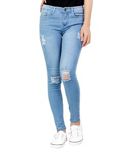 Quần Jean nữ IMGINE U fashion 014-1,2,3 - Xanh
