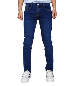 Quần Jeans nam KUMAS K531-A1,2,3 - Xanh đen