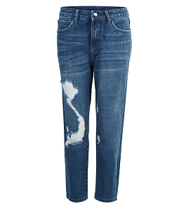 Quần jeans nữ Boyfriend Việt Nam AAA JEANS XN