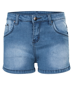 Quần short jeans nữ AAA JEANS XB - Xanh