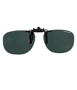 Tròng kính râm cho mắt cận Double ShieldF2010 - Xanh đen
