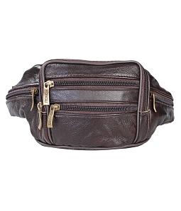 Túi đeo hông cá tính - Đen