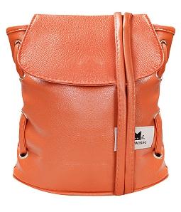 Túi xách nữ đeo chéo dễ thương - Cam