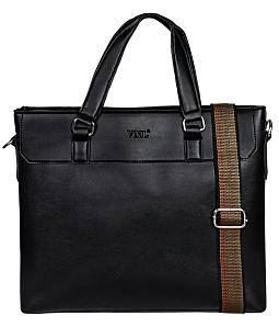 Túi xách UNISEX VNL đen thời trang VNLTX236D