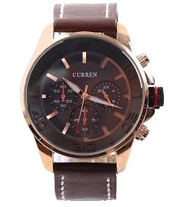 Đồng hồ nam dây da Curren đẳng cấp