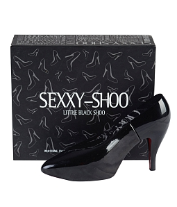 Nước hoa nữ Laurelle London Sexxy Shoo Black Stiletto Eau De Parfum 30ml