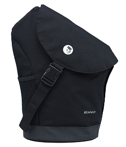Balo dây chéo Roady Sling Backpack Mikkor - Đen
