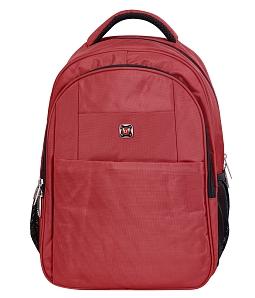 Balo laptop nam HASUN sành điệu HS646 - Đỏ