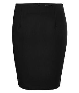 Chân váy ôm nữ cá tính - Đen
