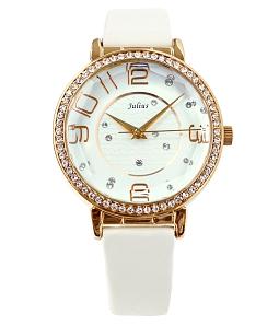 Đồng hồ nữ Julius JA807 tinh tế - Trắng