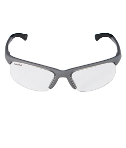 Kính bảo vệ mắt ngày đêm Double Shield D401-unisex - Xám