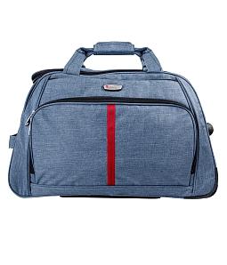 Túi trống cần kéo du lịch HASUN HS 664 - Xanh