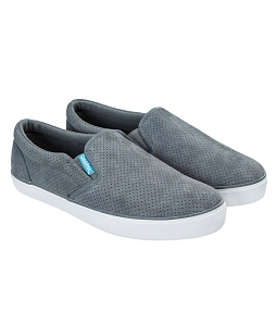 Giày Slip-on Nam QuickFree Lightly M160601/2/3 - Xám