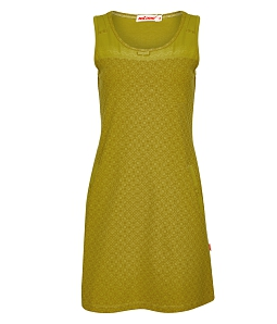 Đầm mặc nhà NITIMO cỏ bốn lá 2017DMNT - Vàng