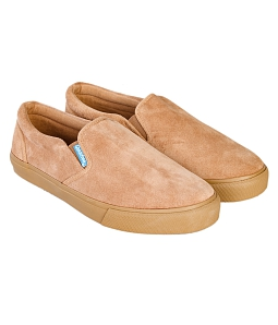 Giày Lười Slip on Nam QuickFree Lightly M160401 - Da bò