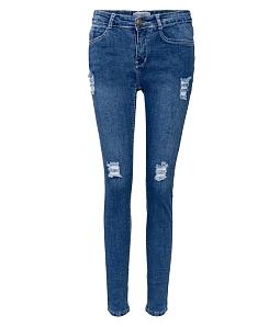 Quần Jean nữ IMGINE U fashion 014-1,2,3 - Xanh đen