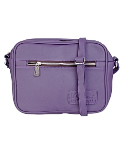 Túi đeo chéo nữ Togo Bags TGM09 - Tím