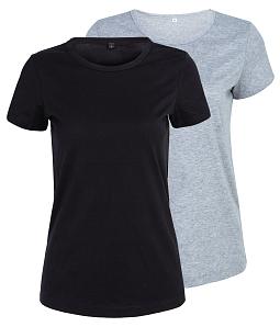 Combo 2 áo thun nữ basic - B
