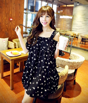 Đầm xòe Star's Fashion thumbnail