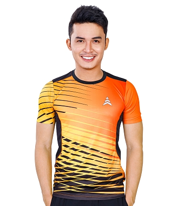Áo thể thao Double Orange ALIEN ARMOUR A080 - A0