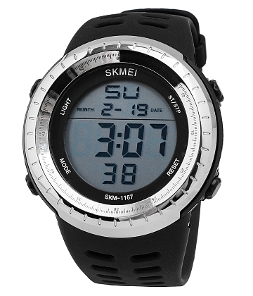 Đồng hồ điện tử thể thao nam Skmei Digital dạ quang - A0