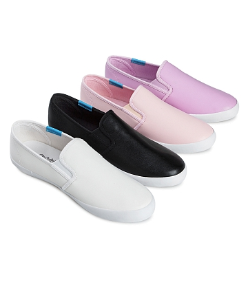 Giày slip on nữ QUICKFREE Lightly Syn 201 - A20