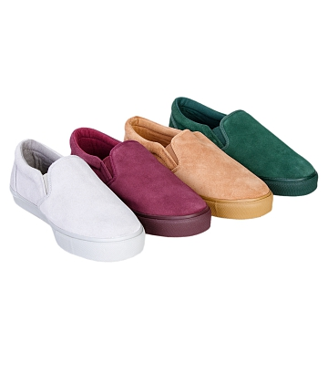 Giày Lười Slip on Nam QuickFree Lightly M160401 - A24