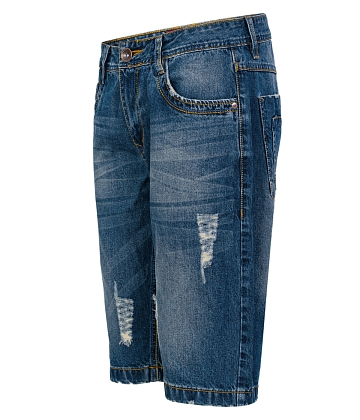 Quần short Jean nam ECO fashion JM009M1 - A1