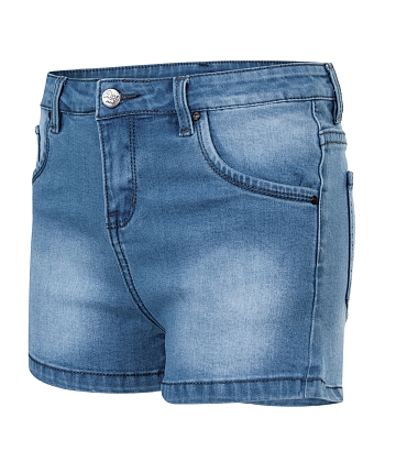 Quần short jeans nữ AAA JEANS XB - A1